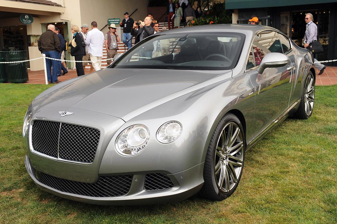 2013 Bentley Continental Gt Speed Supercar Original