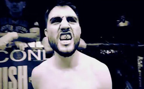 ufc mma weltterweight fighter the natural born killer carlos condit picture image