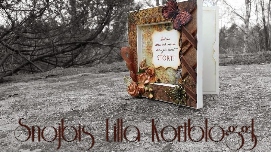 Snojbis lilla kortblogg