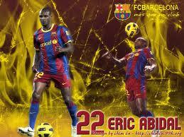 Eric Abidal Wallpaper