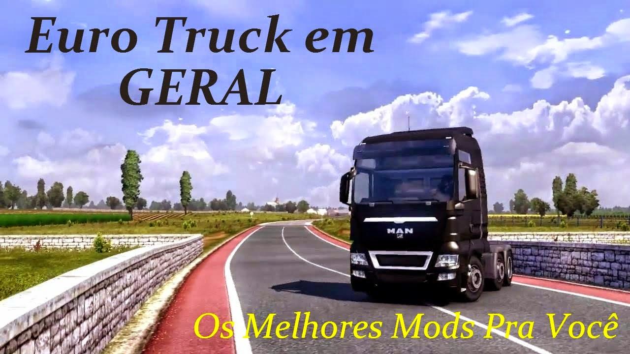 Euro Truck em GERAL
