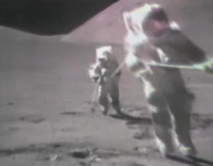"""Missioni Apollo: un nuovo filmato a supporto del""""falso allunaggio"""""""