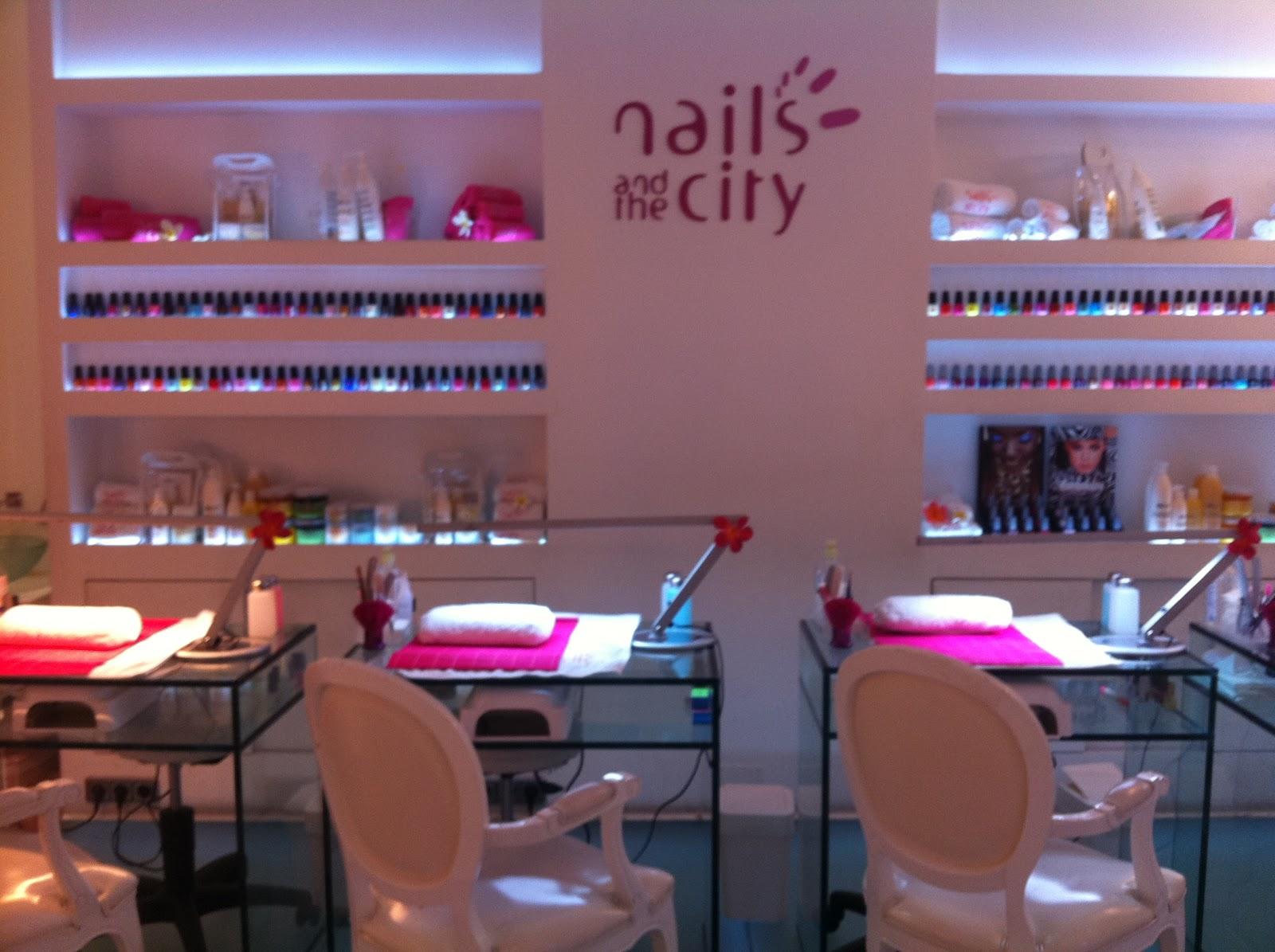 InforMODAte: Nails and the city,un spa y boutique para tus manos y pies