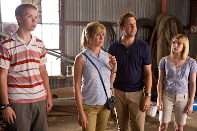 Jennifer Aniston, Jason Sudeikis, Will Poulter and Emma Roberts