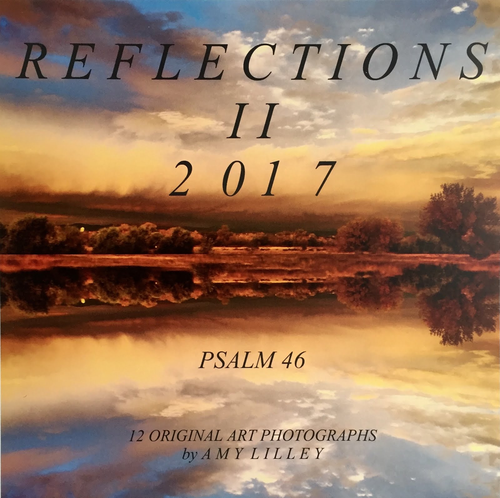 REFLECTIONS II 2017 Calendar