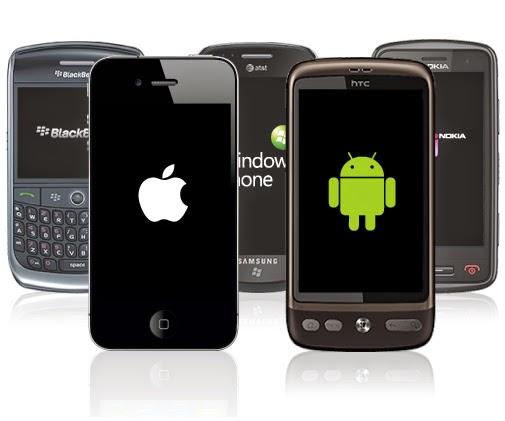Ordenadores y smartphones