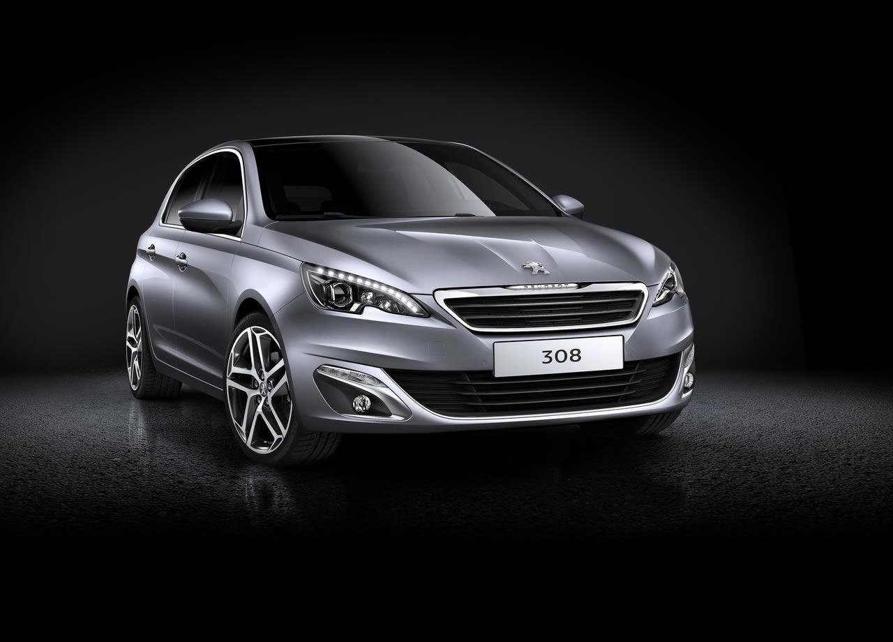 car i Peugeot 308 2014