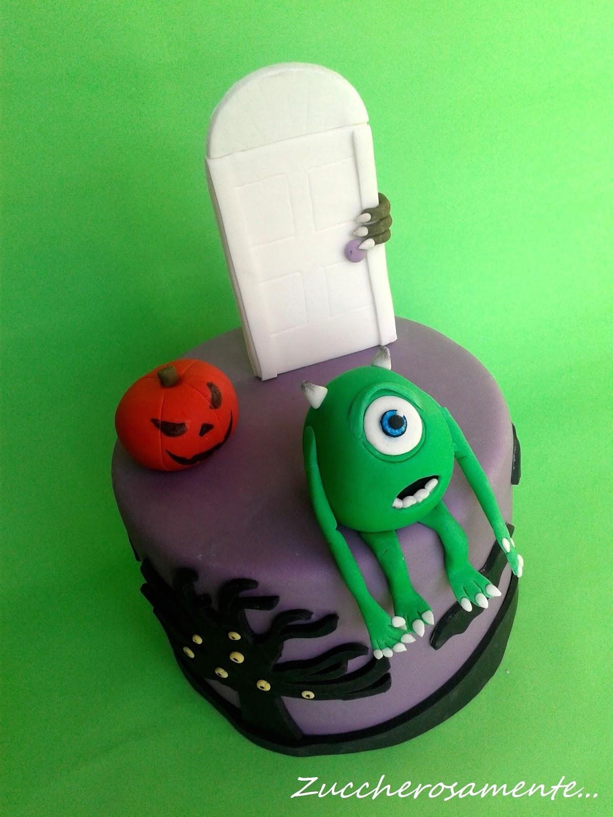 Corso Di Cake Design Varese : Zuccherosamente...: Corso di cake design: un Halloween ...