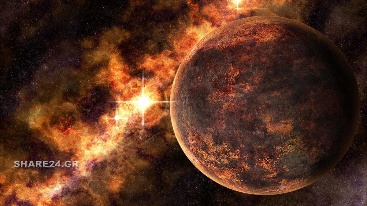 Οι Αστροφυσικοί Πιστεύουν Ότι ο Ένατος Πλανήτης Είναι Κλεμμένος Από Άλλο Άστρο!