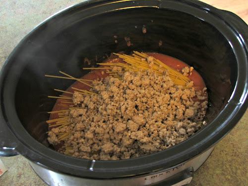 Double the Deliciousness: Creamy Crock Pot Spaghetti