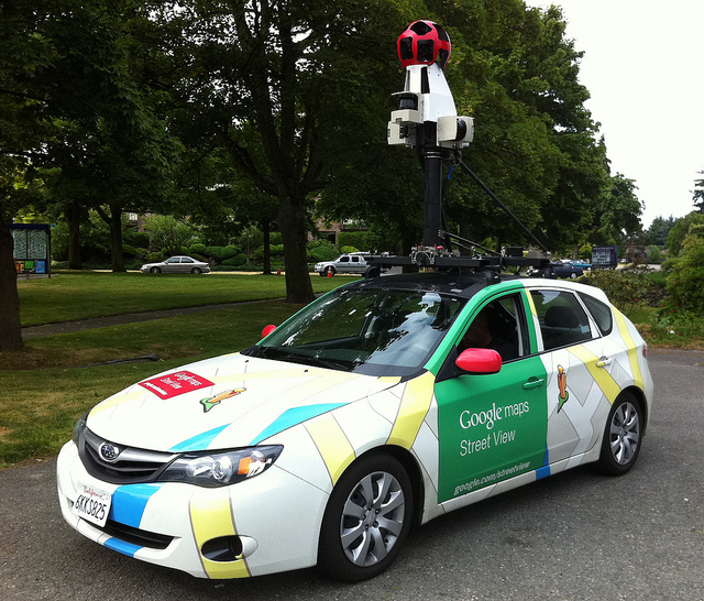 GOOGLE FINED € 1 MILLION FOR STREET VIEW DATA PROTECTION BREACH