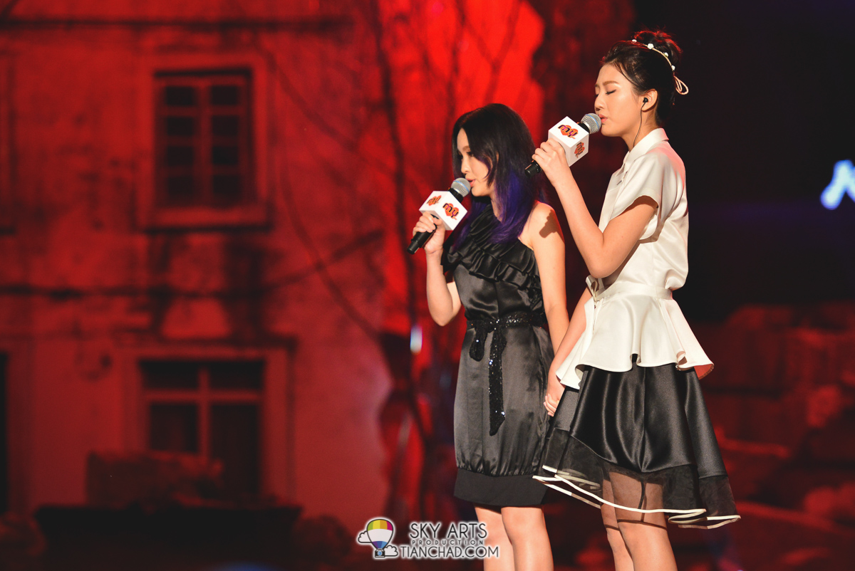 Karen Kong and Joyce Chu 《MY FM星战16》 #MYFMBB16