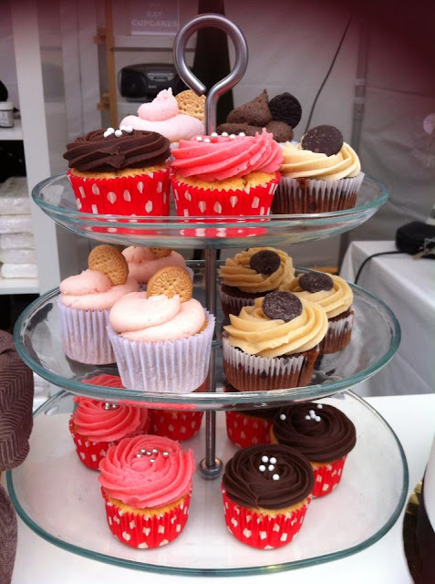 Cupcakes en La Vall d'Uixó
