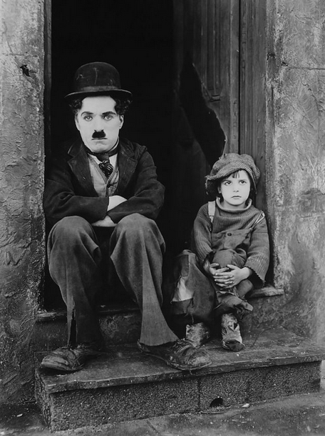 Charly Chaplin Zitate beim Familienfunk