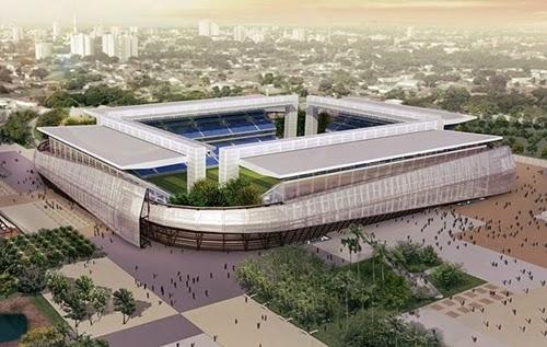 Stadion Arena Pantanal