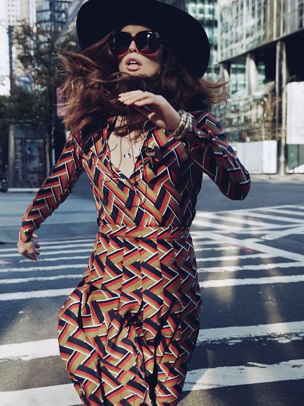 Emily DiDonato in Vogue Mexico