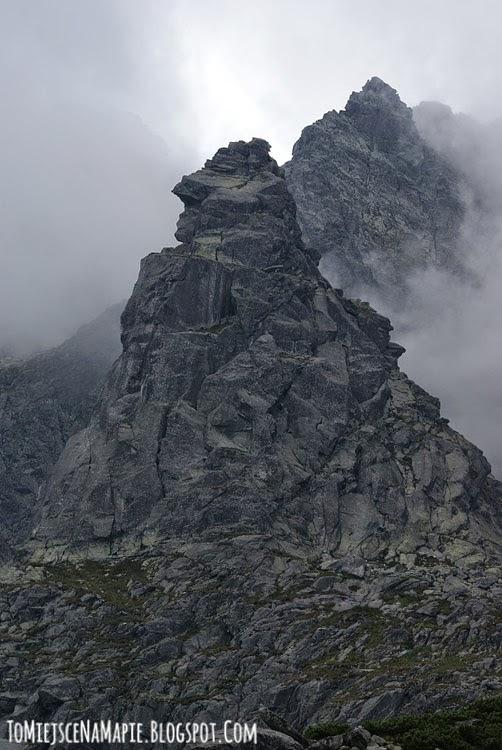 Mnich i Dolina za Mnichem