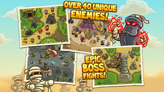 Kingdom Rush Frontiers v1.1.0 for Android