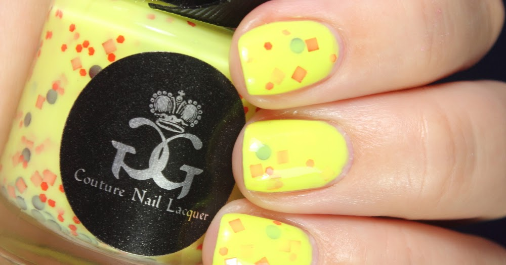 Wondrously Polished Gg Couture Nail Lacquer Giveaway