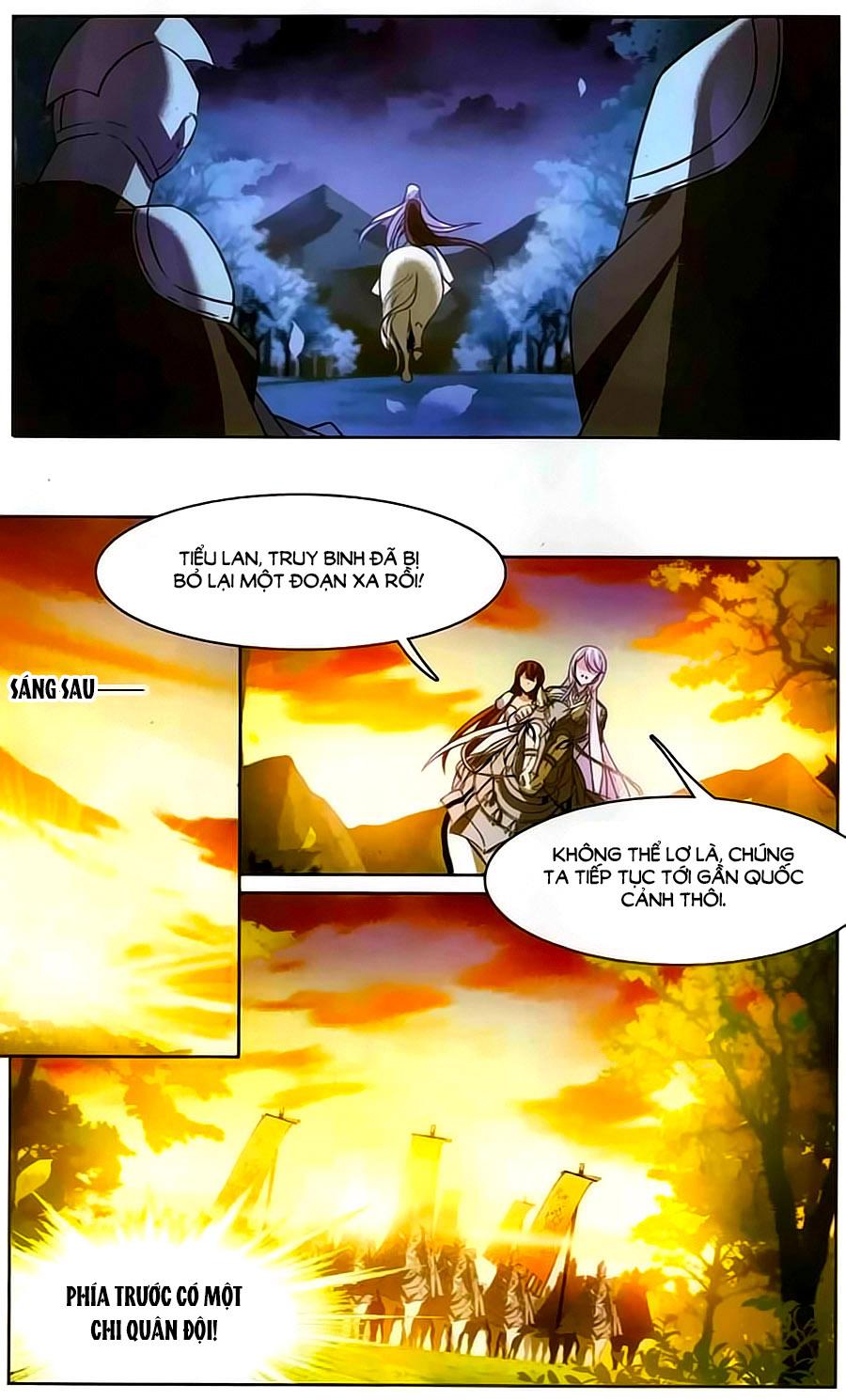 Kỵ Sĩ Hoang Tưởng Dạ chap 161 Trang 25 - Mangak.info