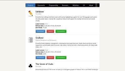 EditBone, Text Editors and Tool