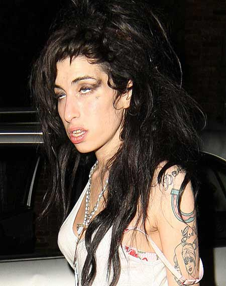 Amy Winehouse Death in 2011Amy Winehouse