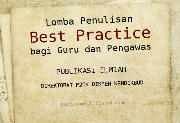Best Practice Guru dan Pengawas
