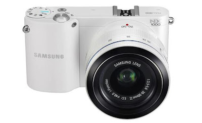 Harga Kamera Samsung NX1000