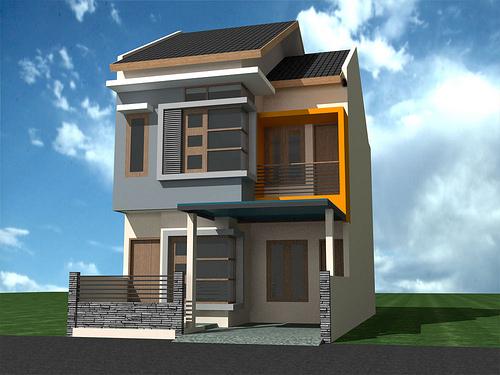 Rumah Minimalis Idaman 2 Lantai