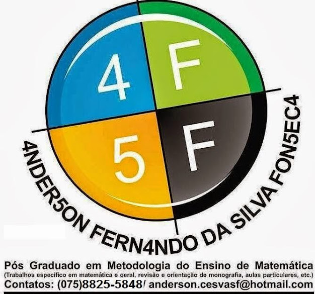 Anderson Fernando da Silva Fonseca