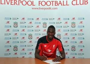 Aston Villa Striker Christian Benteke Sign by Liverpool For £32.5million