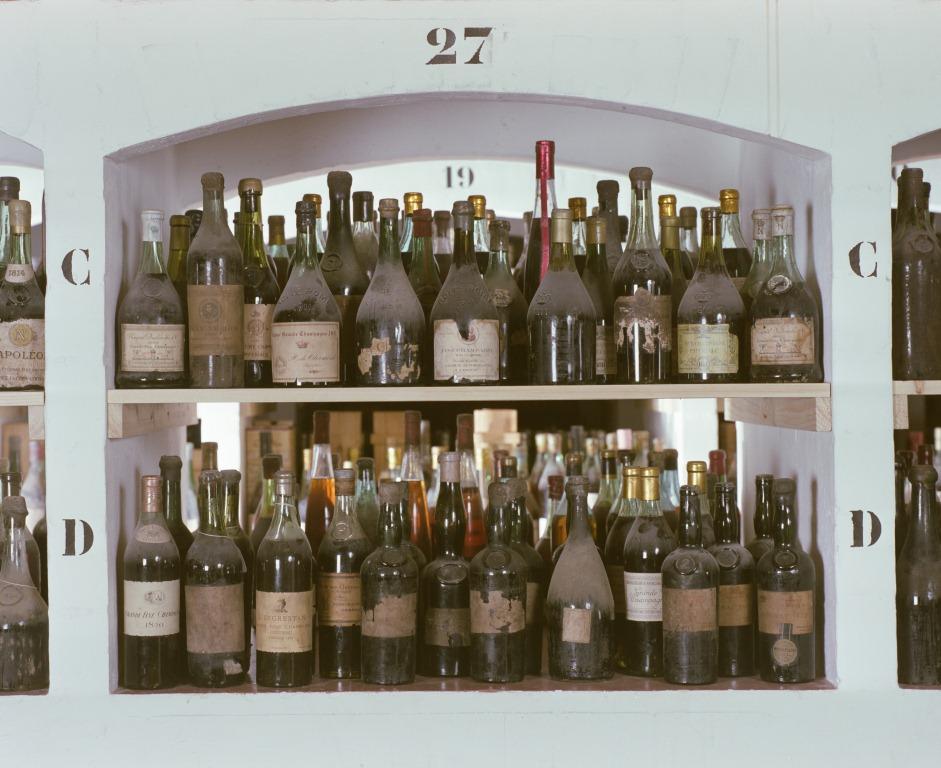 $8 Million Liquor Cabinet