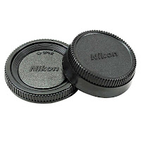 Lens Cap dan Body and rear cap Lens
