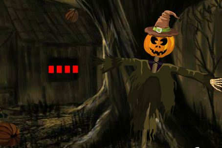 Games2Rule Creepy Halloween 2015 Walkthrough