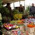 Marché d'Aligre - les fleurs du marché