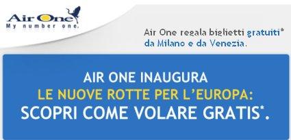 AirOne Offerta