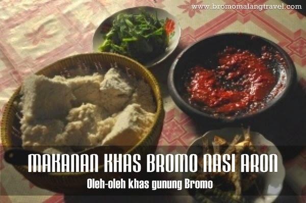 makanan khas dan oleh-oleh gunung Bromo