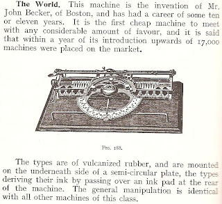 oz Typewriter  The Wonderfully Complicated World of the Simplex