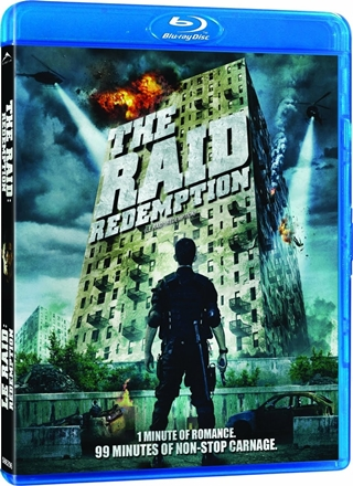 The Raid Redemption 720p HD Español Latino Dual BRRip Descargar