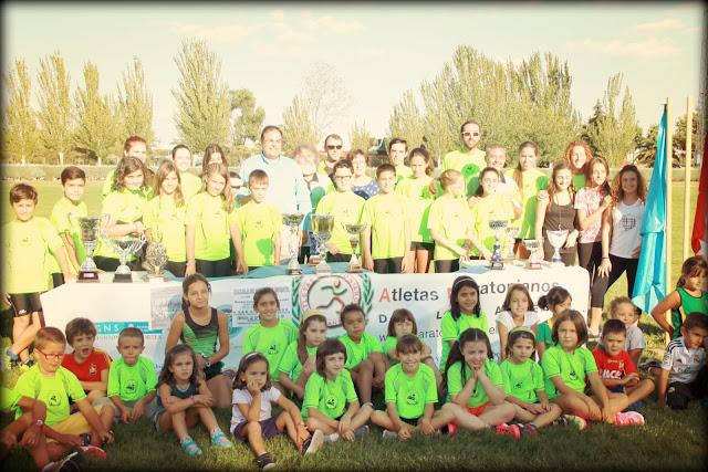 Escuela Maratonianos Leganés