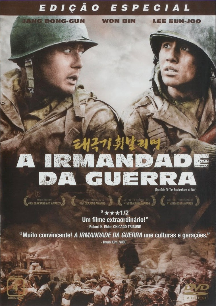 A Irmandade da Guerra – Dublado (2004)