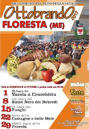 "Floresta ""Ottobrando Festa d'Autunno"" 2017"