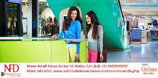 Wave Metro Mart Noida