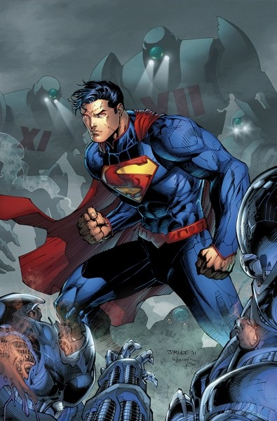 Superman the New 52