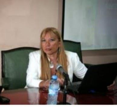 Administra este Blog: Dra. María Cristina Cortesi - Presidenta de Fundación FUNDALEIS