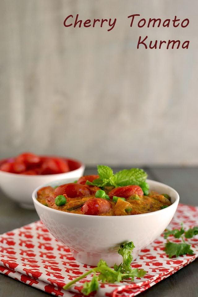 Cherry Tomato Curry
