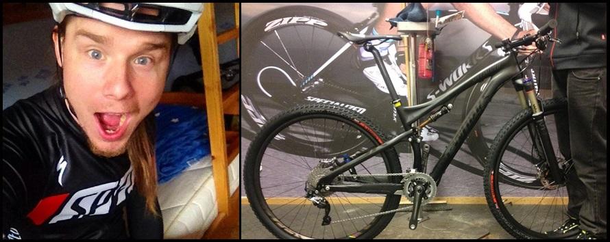 Stisse's Mountainbike Blogg
