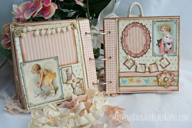 Handmade Scrapbook