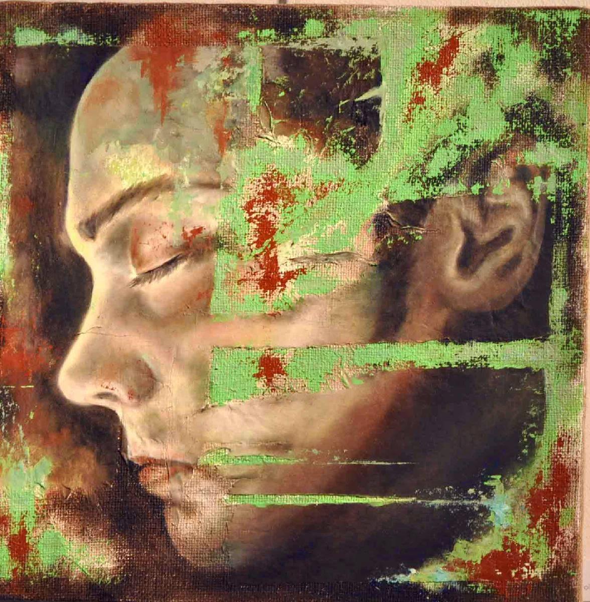 Morpheus  by Italian artist, Beatrice Riva.