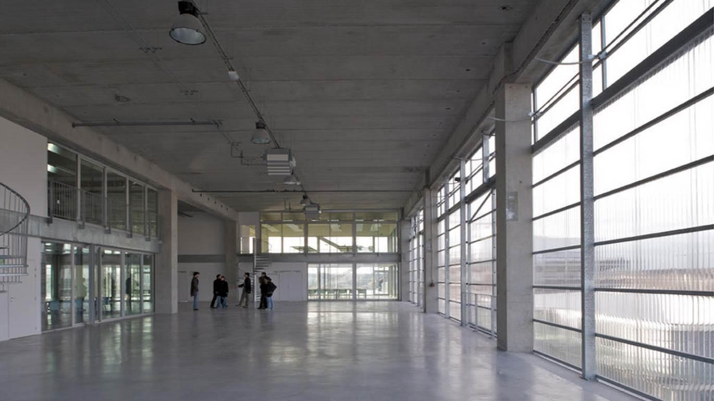 Escuela de arquitectura de nantes lacaton vassal ac for B architecture nantes